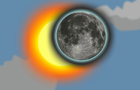 The Choppy Eclipse