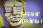 Speedpaint - Self Portrait