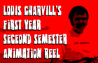 Louis Charvill's first year, second semester animations