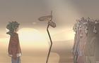 Sand Planet / Fan Animation