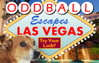 Oddball Escapes Las Vegas