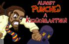 Sagas of Eshban - Almost Punched a Kindergartner