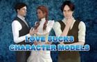 Character Model Slide Show