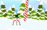 Snowy Frostman Escape