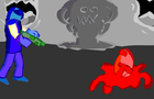 Blastah VS my creature