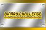 Binary Challenge V1.01 - By Andymator - Flash Game