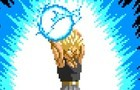 Trunks Vs. Goku