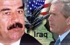 Bush & Saddam Talk It Out