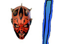 Splat Darth Maul