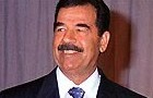 Saddam Skanks Out