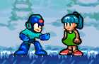 "Megaman X ""Secret Lovers"""