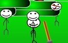 Kill the phyco sticks