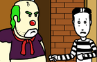 Drunko vs. The Mime