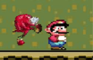 knuckles vs mario