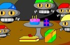Robot's Birthday