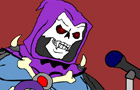 Skeletor's Comedy Act