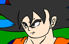 Goku isnt always serious