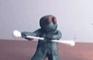 Q-Tip Warrior (clay)