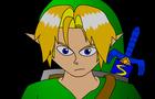 Link vs King stalfos