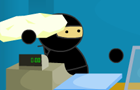 The Sandwich Shop Ninja