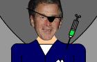Dress up George Bush