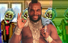 A Day with Billy & Mr.T