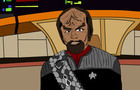 Worf's Day in Command