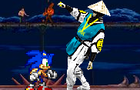 Sonic vs Mortal Kombat 3