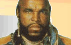 Mr. T meets Office Space
