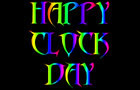 Happy clock day to every1