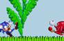 Sonic VS Knuckles.
