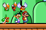 Mario is in trouble!