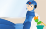 Megaman Short -part 2-