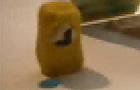 GoldenClocks Child (clay)