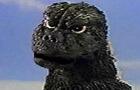 Oh no! Godzilla!