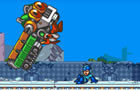 Megaman - WRYYY!!!