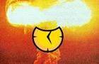 Atomic Bomb Clock