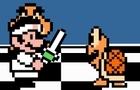 Mario the Samurai