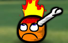 Orangebeef On Fire