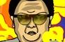 Taco-Man: Kim Jong-il