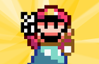 Mario In Newgrounds