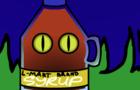 Waffle vs. Syrup