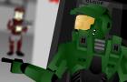 It's a Halo BETA