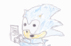 Sonic in Search for Love