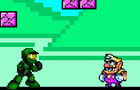 Wario Owns Master Chief