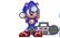Sonic VS Sega