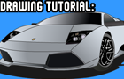 How To Draw 7: Cars