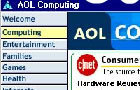 AOL Advertisement