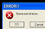 Windows Errors 2007