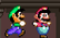 Mario&Luigi:Chase of Love